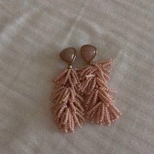 Stella and Dot tassel earrings